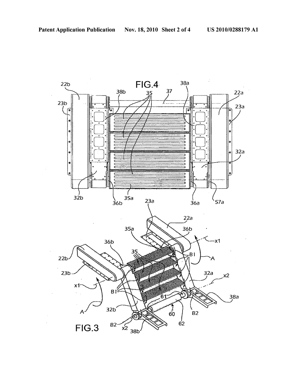 MOVABLE PLATFORM ASSEMBLY FOR A BOAT, PARTICULARLY FOR HAULING OR LAUNCHING TENDERS OR THE LIKE - diagram, schematic, and image 03