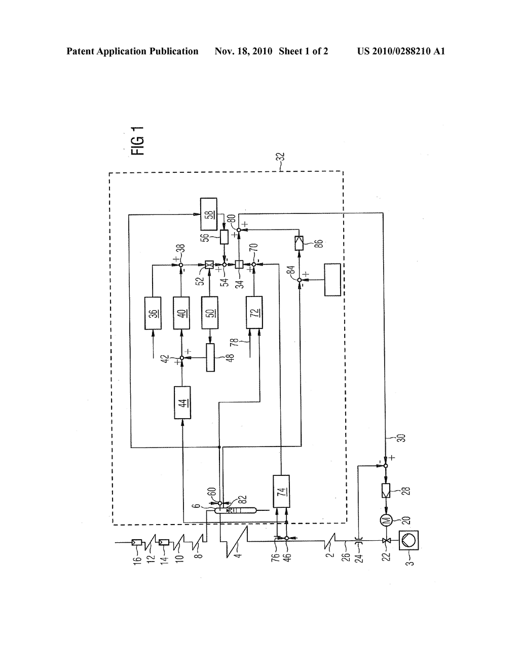 Method for operating a once-through steam generator and forced-flow ...