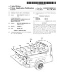 VEHICLE UTILITY DECK AND STORAGE diagram and image