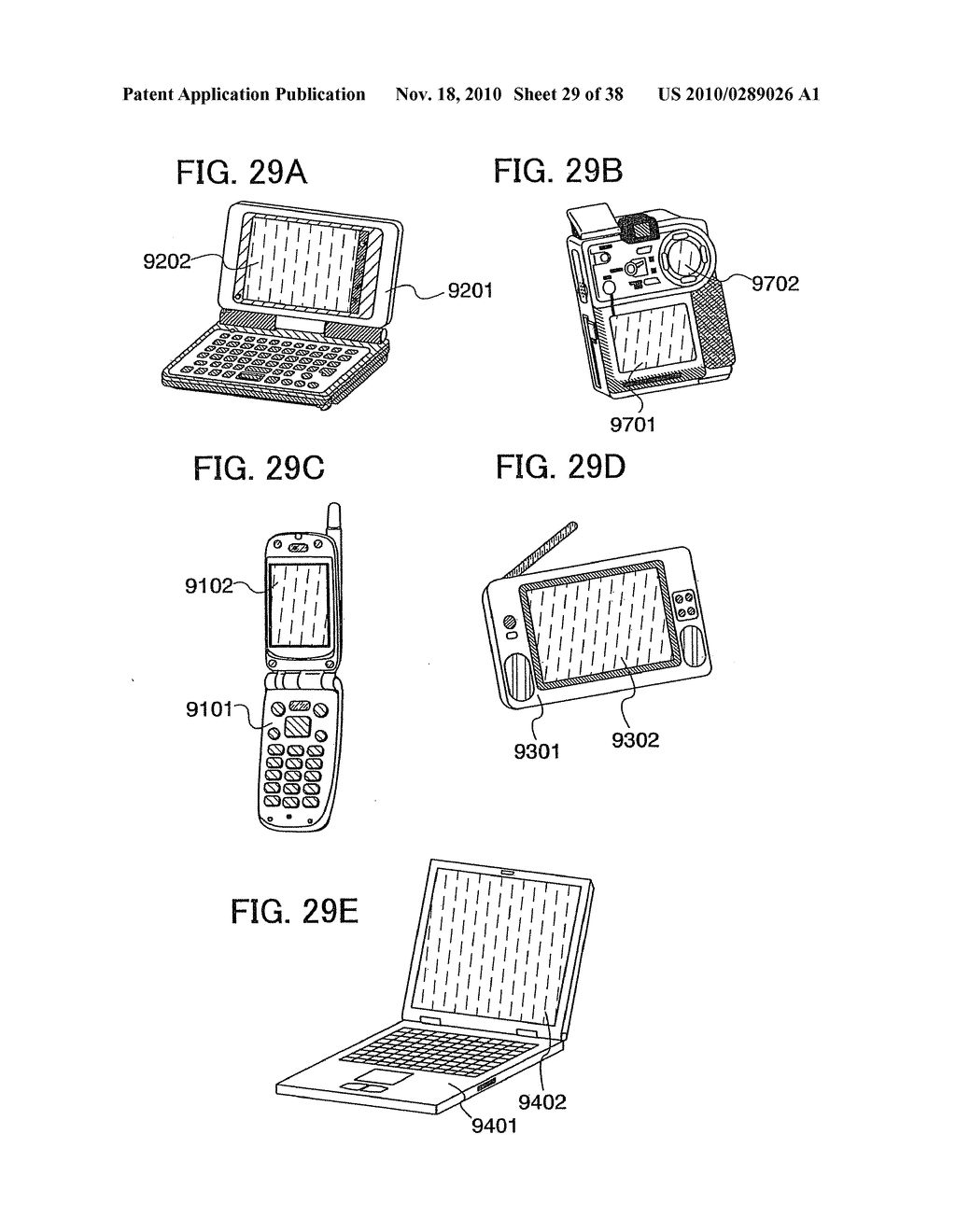 Method for Manufacturing Display Device - diagram, schematic, and image 30