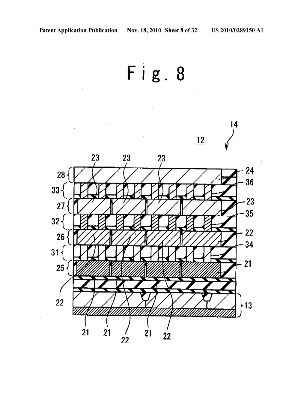 Semiconductor device, designing method for semiconductor device, computer-readable medium, and manufacturing method for semiconductor device - diagram, schematic, and image 09
