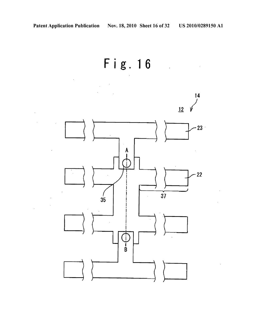 Semiconductor device, designing method for semiconductor device, computer-readable medium, and manufacturing method for semiconductor device - diagram, schematic, and image 17