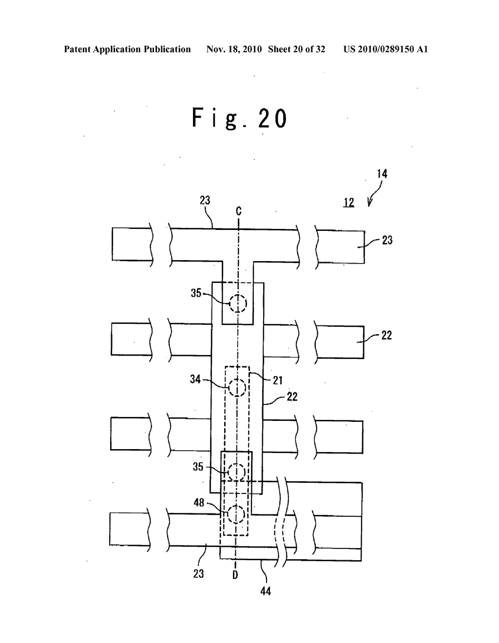 Semiconductor device, designing method for semiconductor device, computer-readable medium, and manufacturing method for semiconductor device - diagram, schematic, and image 21