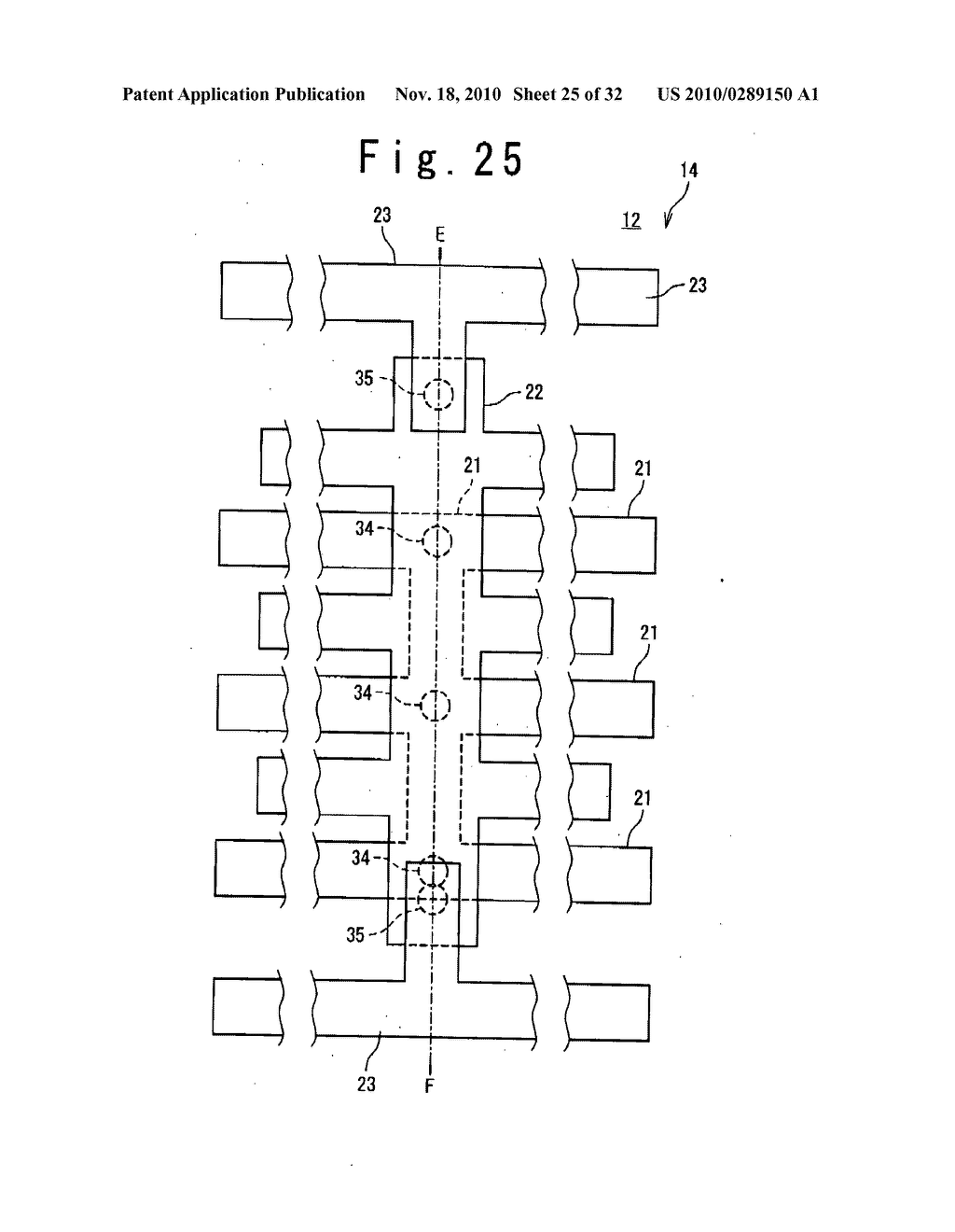Semiconductor device, designing method for semiconductor device, computer-readable medium, and manufacturing method for semiconductor device - diagram, schematic, and image 26