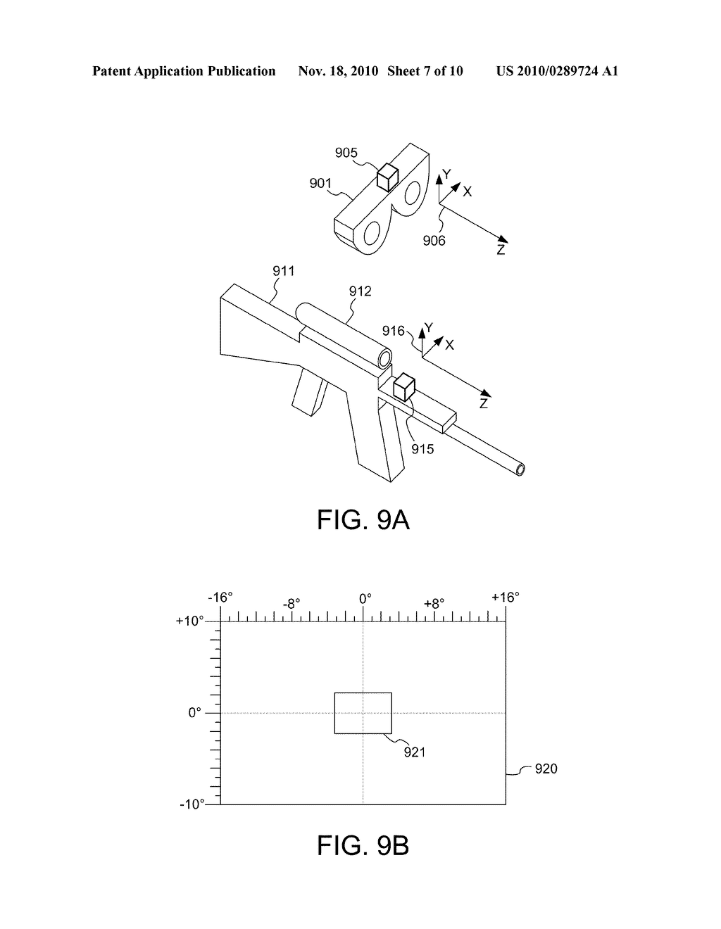 System and Method for Video Image Registration in a Heads Up Display - diagram, schematic, and image 08