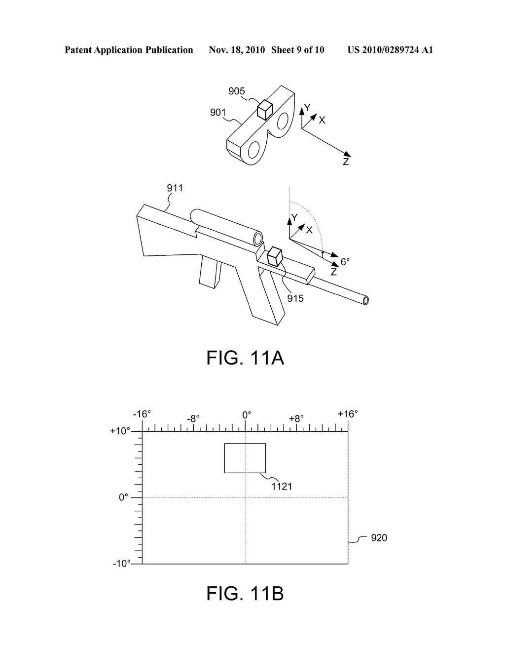 System and Method for Video Image Registration in a Heads Up Display - diagram, schematic, and image 10