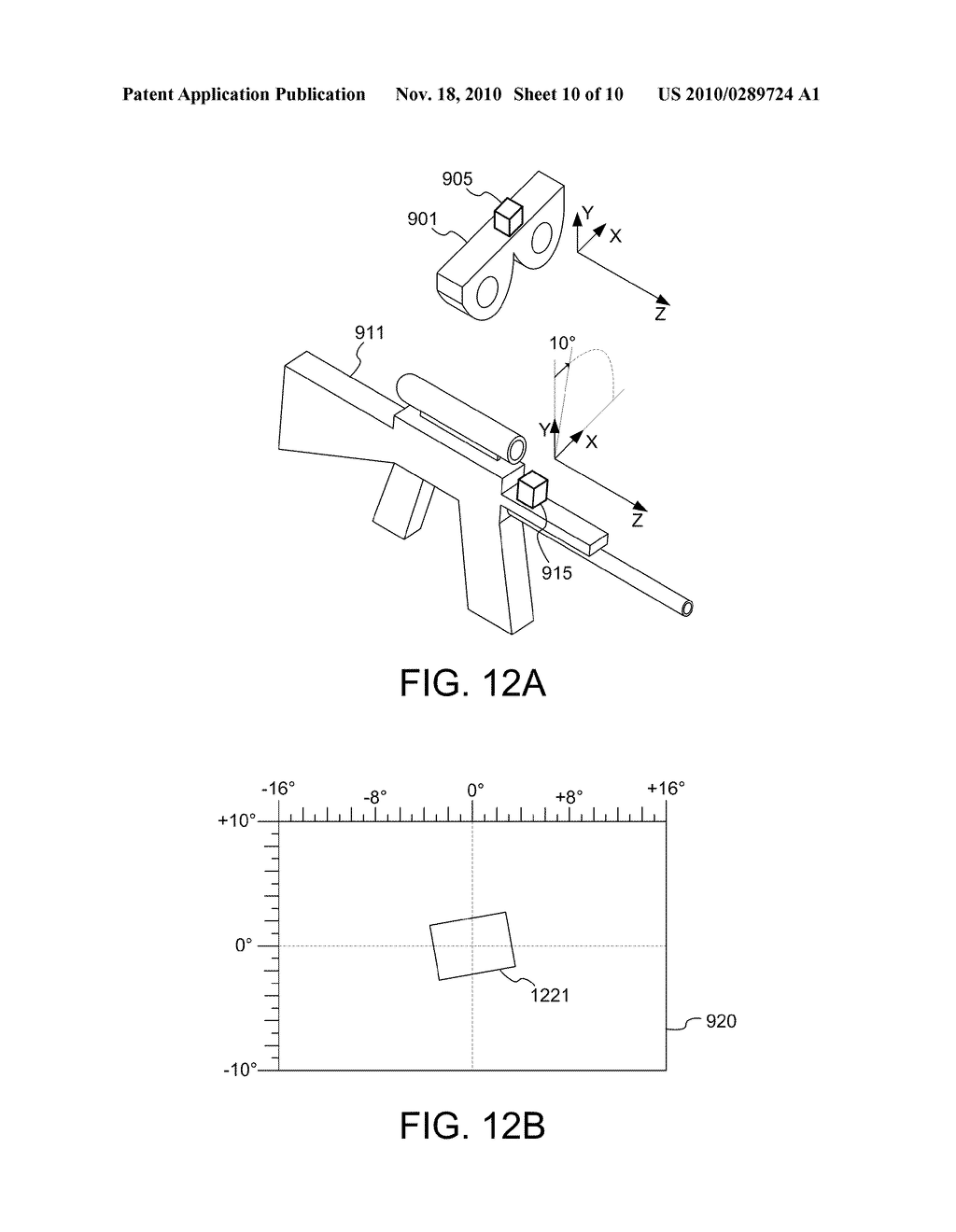 System and Method for Video Image Registration in a Heads Up Display - diagram, schematic, and image 11