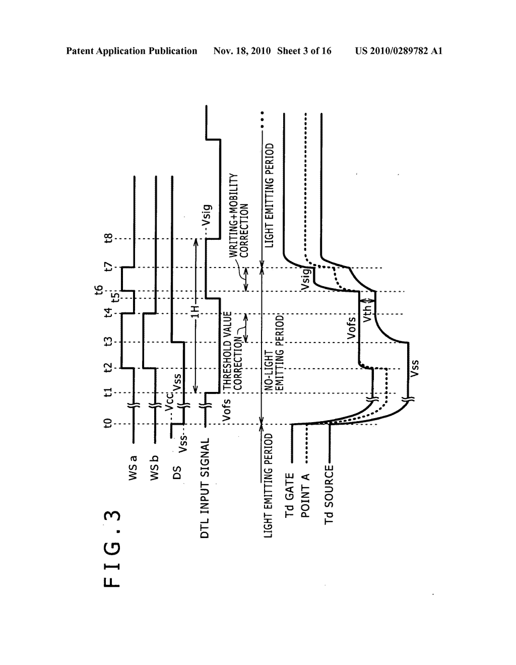 Pixel circuit, display apparatus, and driving method for pixel circuit - diagram, schematic, and image 04