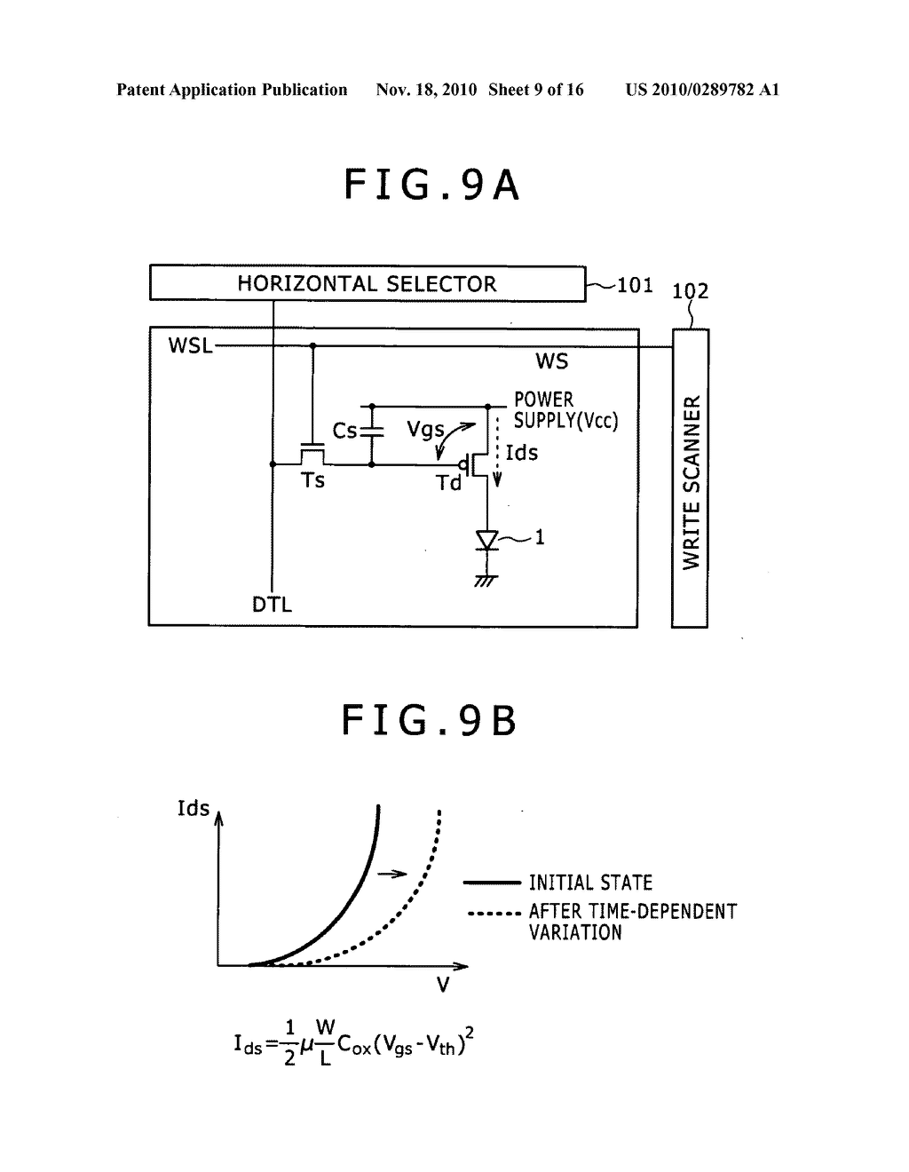 Pixel circuit, display apparatus, and driving method for pixel circuit - diagram, schematic, and image 10