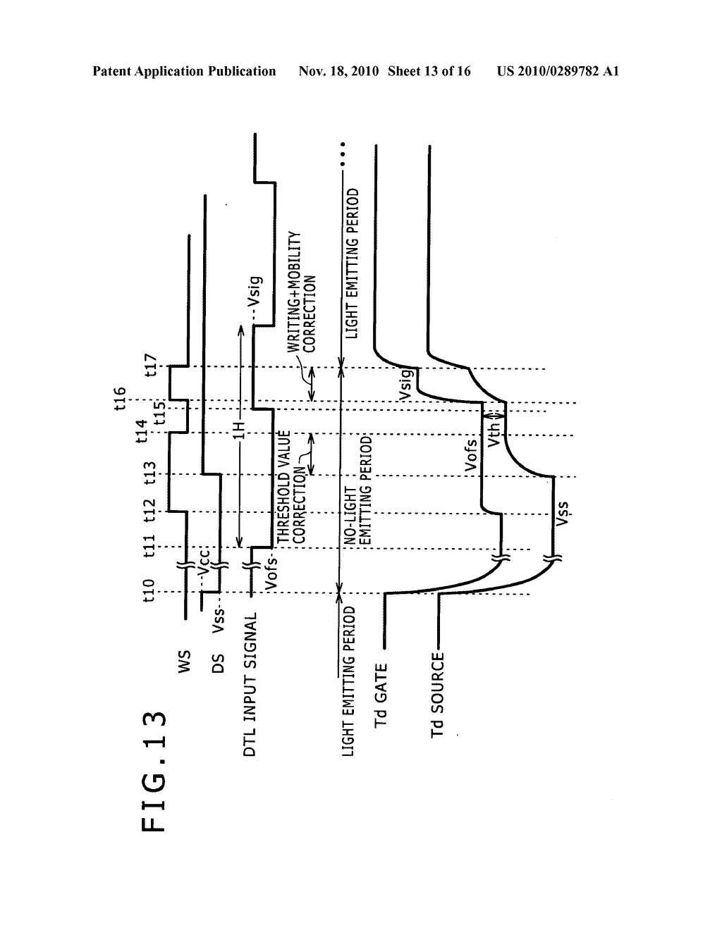 Pixel circuit, display apparatus, and driving method for pixel circuit - diagram, schematic, and image 14