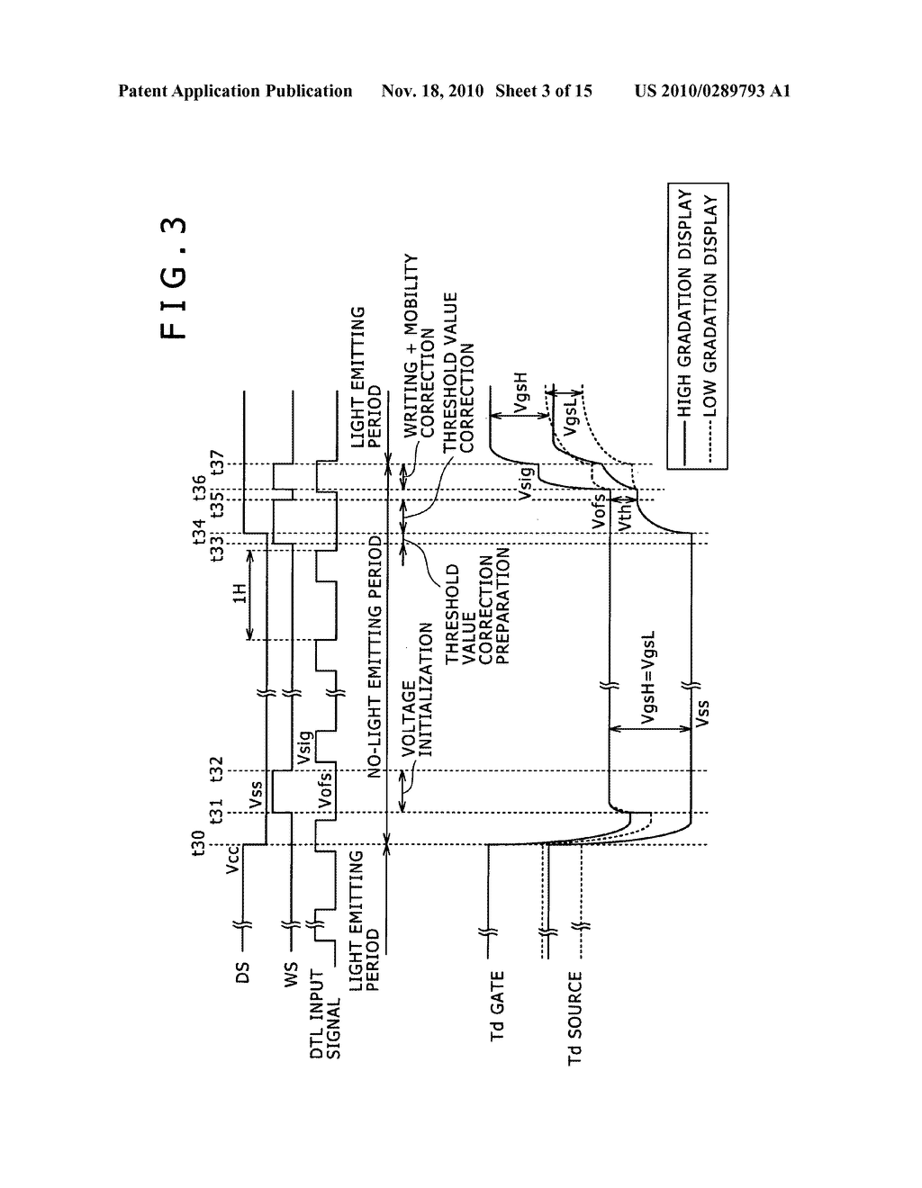 Driving method for pixel circuit and display apparatus - diagram, schematic, and image 04