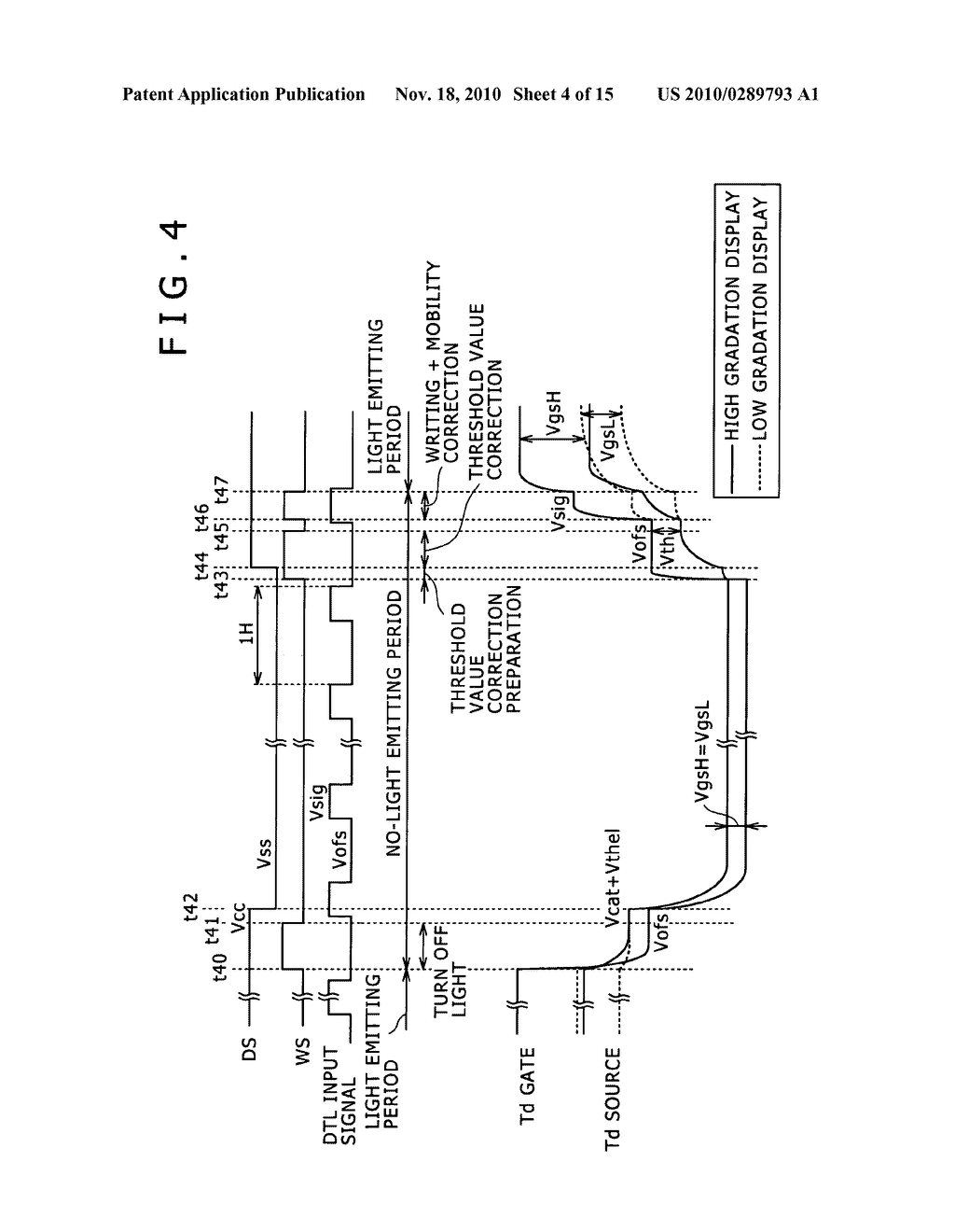 Driving method for pixel circuit and display apparatus - diagram, schematic, and image 05