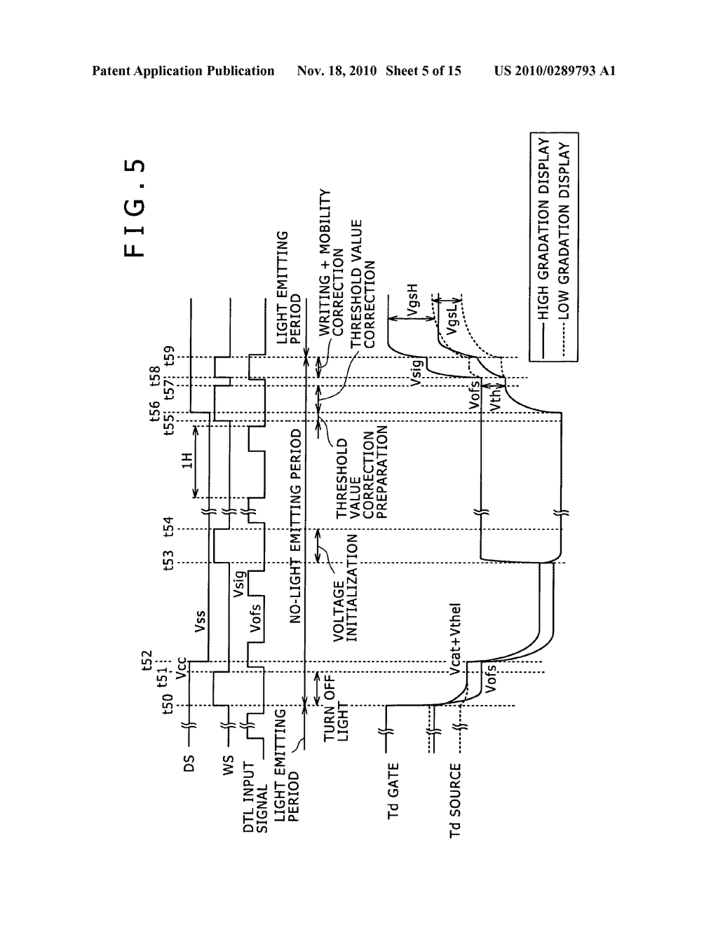 Driving method for pixel circuit and display apparatus - diagram, schematic, and image 06