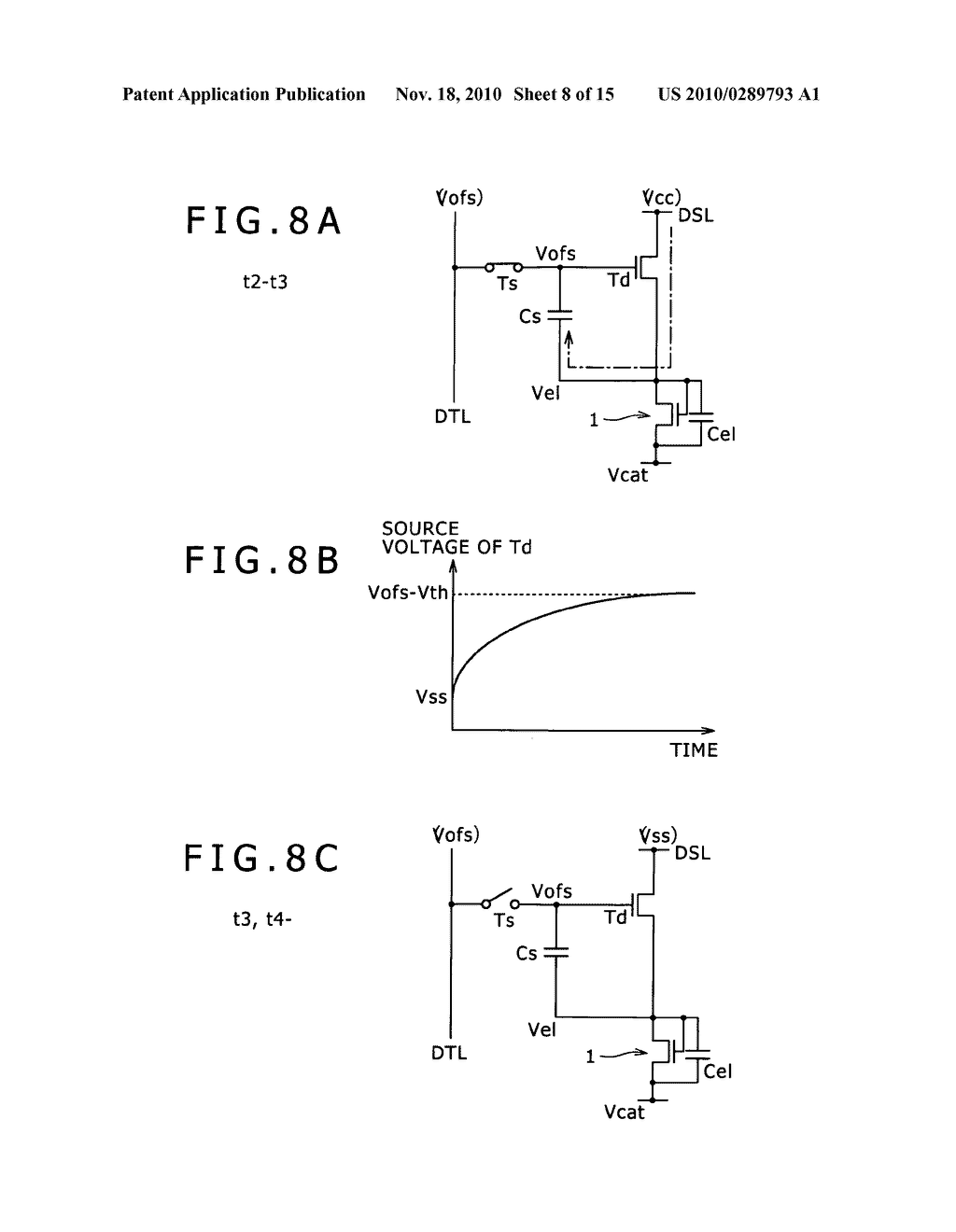 Driving method for pixel circuit and display apparatus - diagram, schematic, and image 09