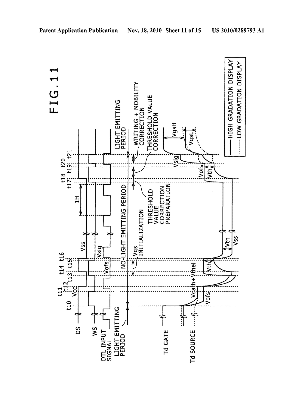 Driving method for pixel circuit and display apparatus - diagram, schematic, and image 12