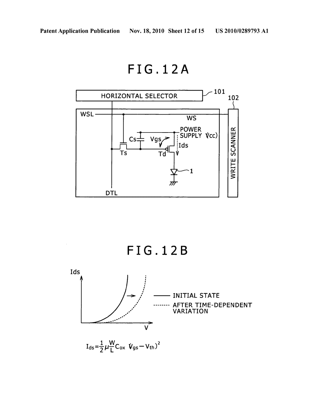 Driving method for pixel circuit and display apparatus - diagram, schematic, and image 13