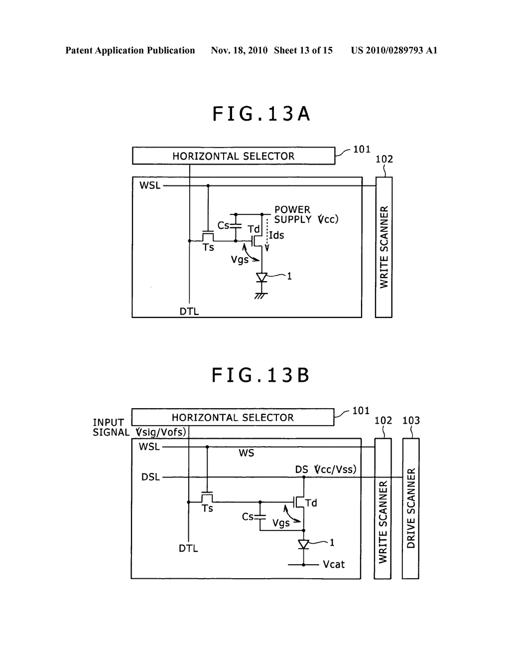 Driving method for pixel circuit and display apparatus - diagram, schematic, and image 14