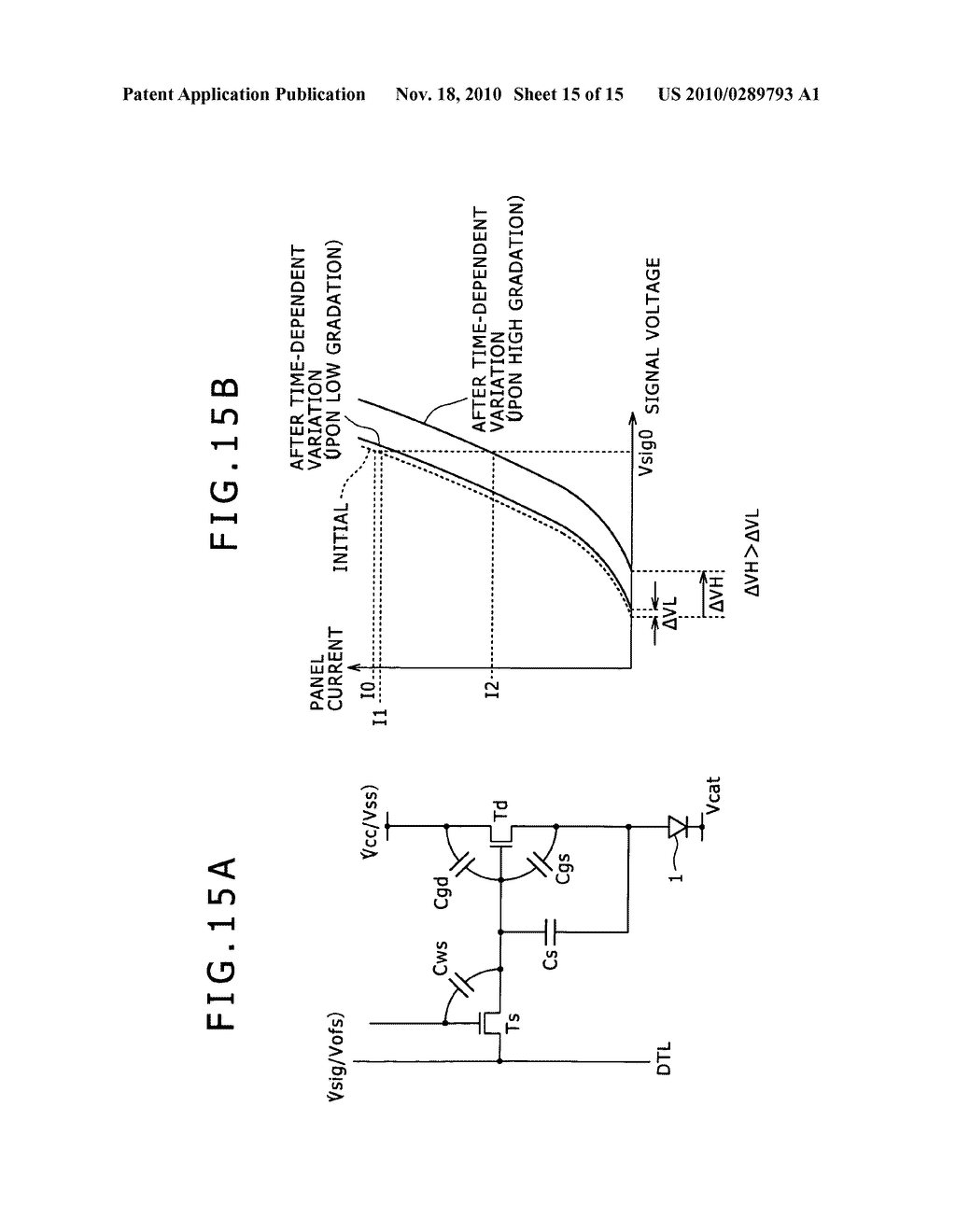 Driving method for pixel circuit and display apparatus - diagram, schematic, and image 16