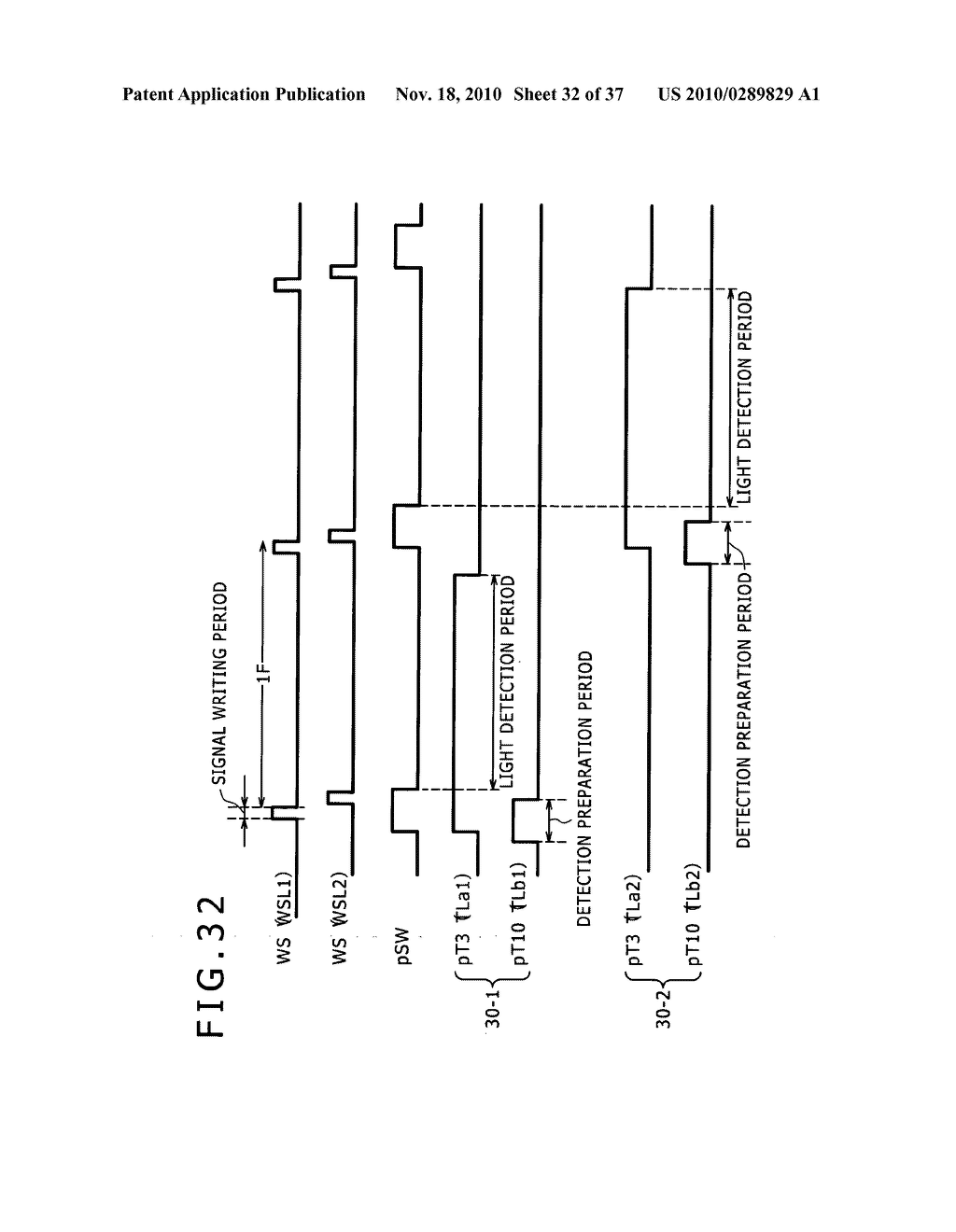 Display apparatus, light detection method and electronic apparatus - diagram, schematic, and image 33