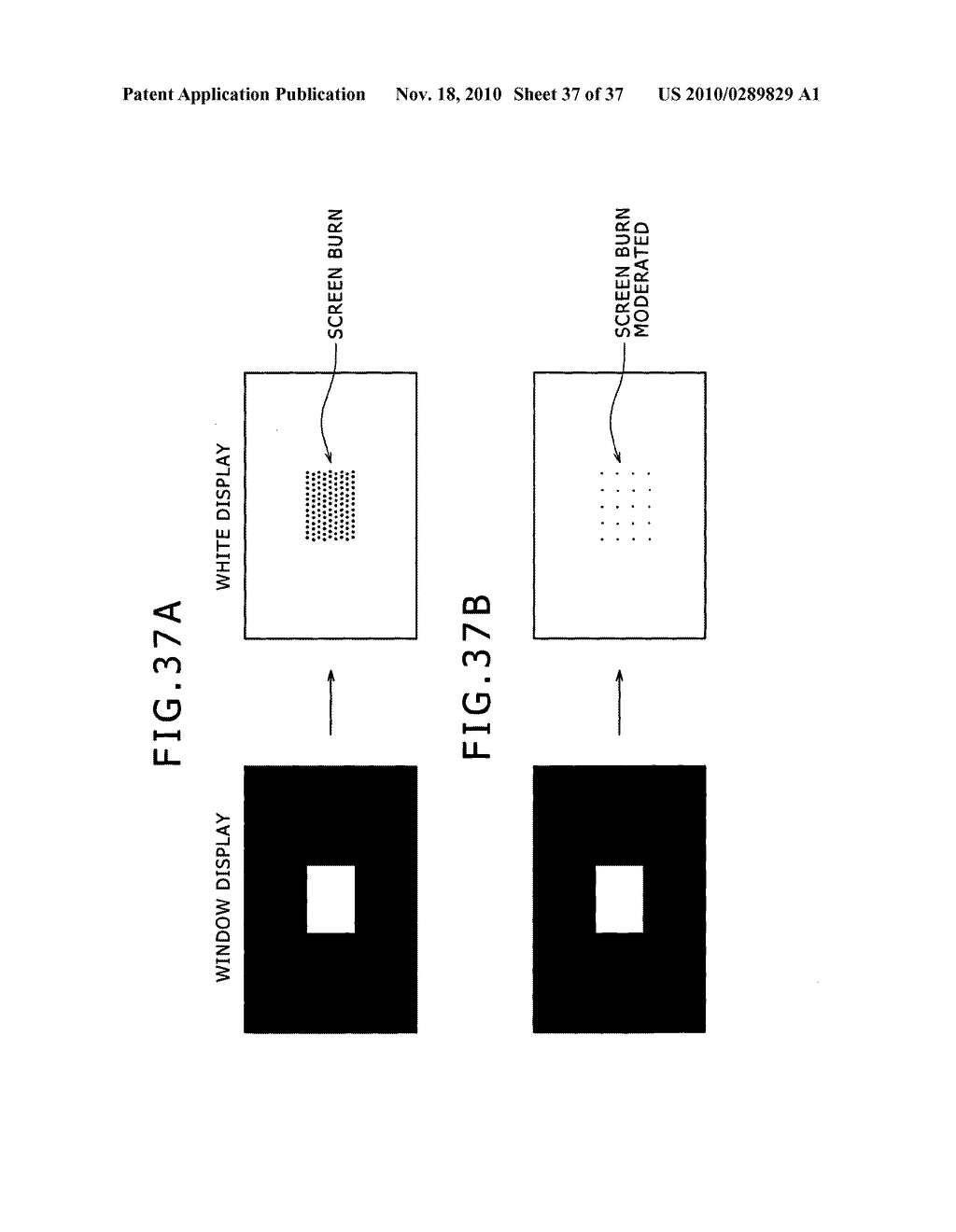 Display apparatus, light detection method and electronic apparatus - diagram, schematic, and image 38