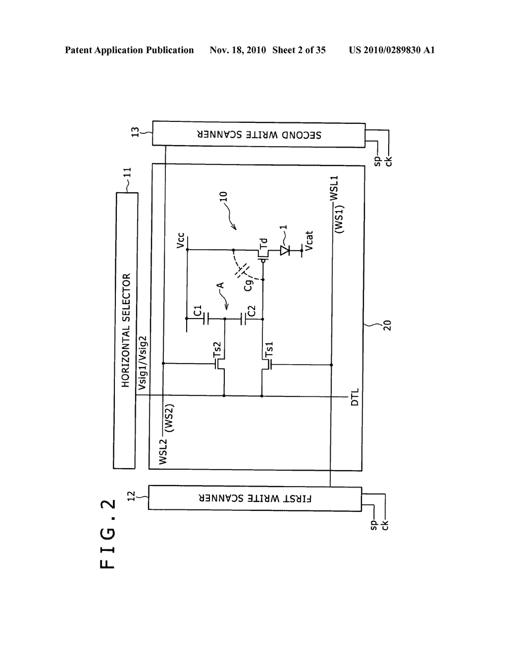 Display device and display method - diagram, schematic, and image 03