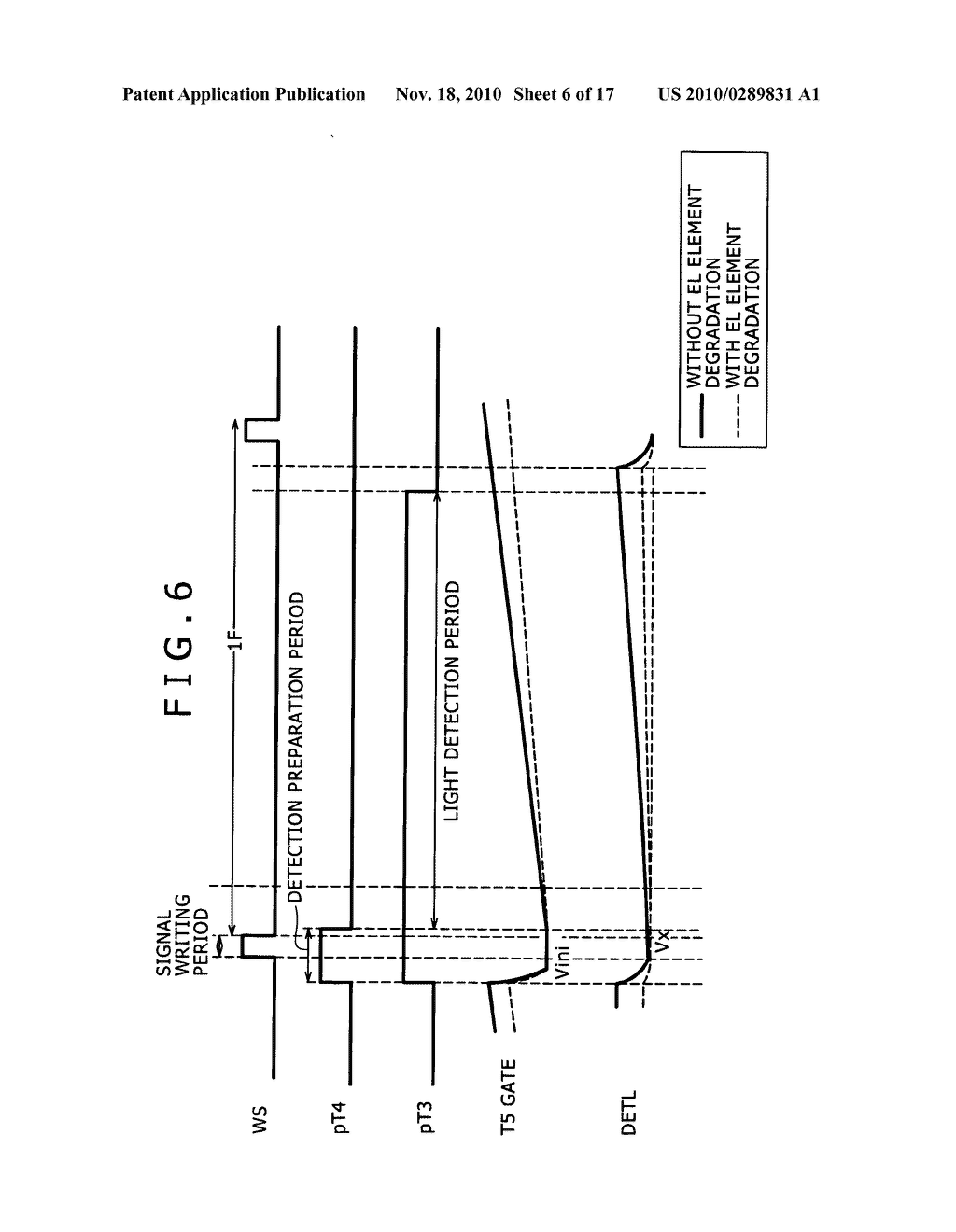 Display apparatus, method for controlling light detection operation - diagram, schematic, and image 07