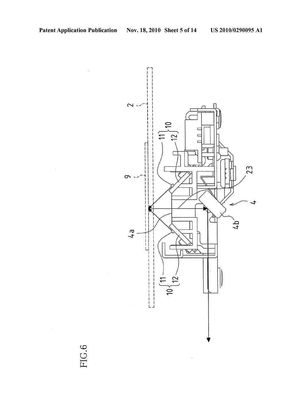 LIGHT SOURCE APPARATUS, LIGHT IRRADIATING APPARATUS PROVIDED WITH SAME LIGHT SOURCE APPARATUS, IMAGE READING APPARATUS PROVIDED WITH SAME LIGHT IRRADIATING APPARATUS, AND IMAGE FORMING APPARATUS PROVIDED WITH SAME IMAGE READING APPARATUS - diagram, schematic, and image 06