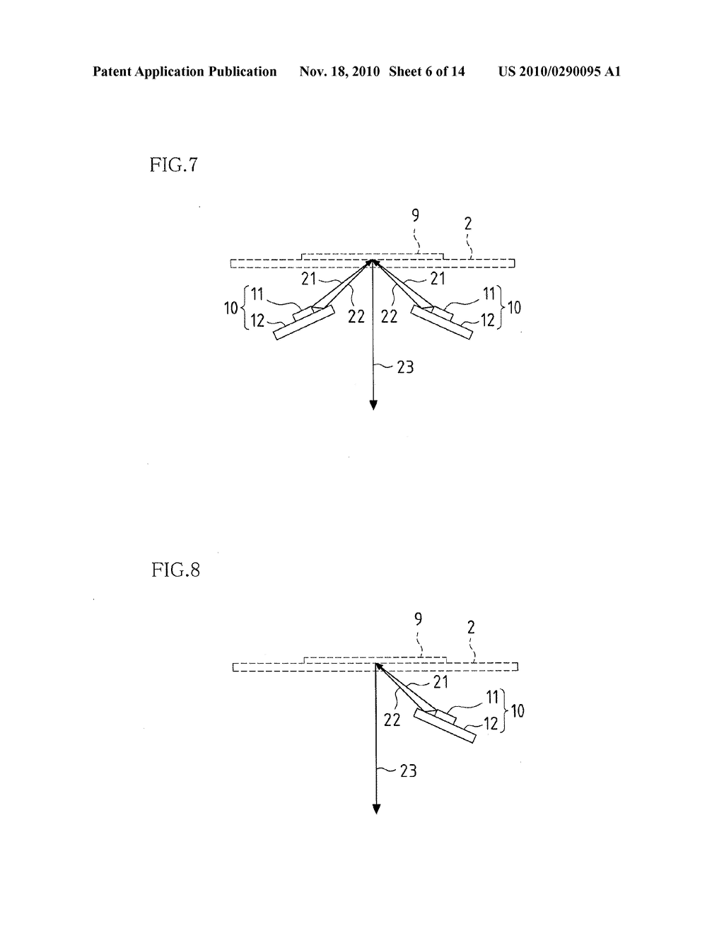 LIGHT SOURCE APPARATUS, LIGHT IRRADIATING APPARATUS PROVIDED WITH SAME LIGHT SOURCE APPARATUS, IMAGE READING APPARATUS PROVIDED WITH SAME LIGHT IRRADIATING APPARATUS, AND IMAGE FORMING APPARATUS PROVIDED WITH SAME IMAGE READING APPARATUS - diagram, schematic, and image 07
