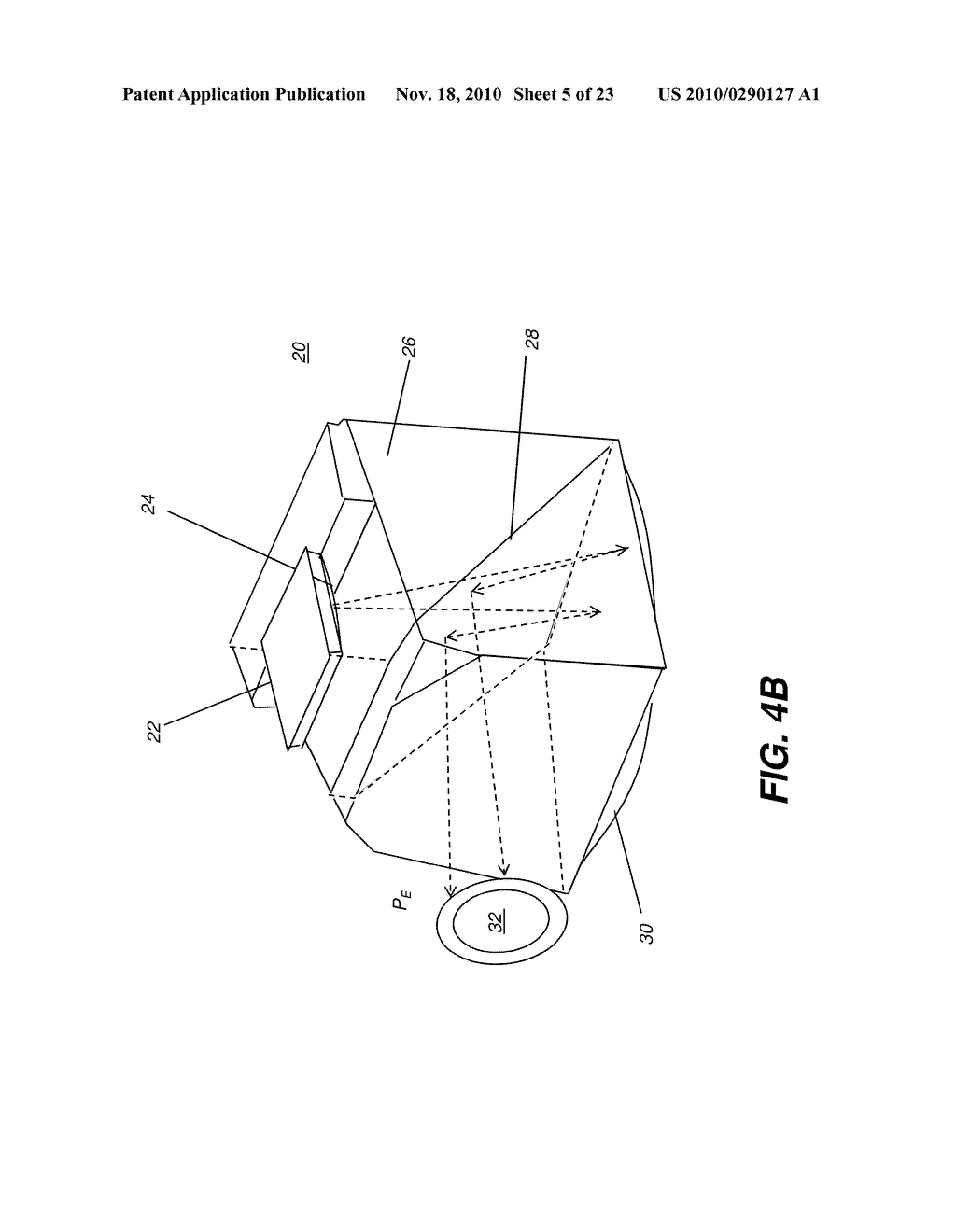 HEAD-MOUNTED OPTICAL APPARATUS USING AN OLED DISPLAY - diagram, schematic, and image 06