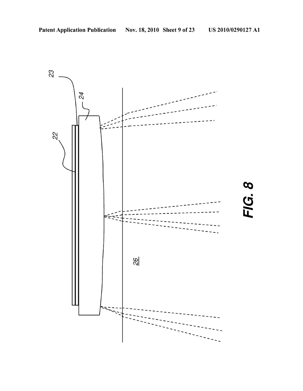 HEAD-MOUNTED OPTICAL APPARATUS USING AN OLED DISPLAY - diagram, schematic, and image 10