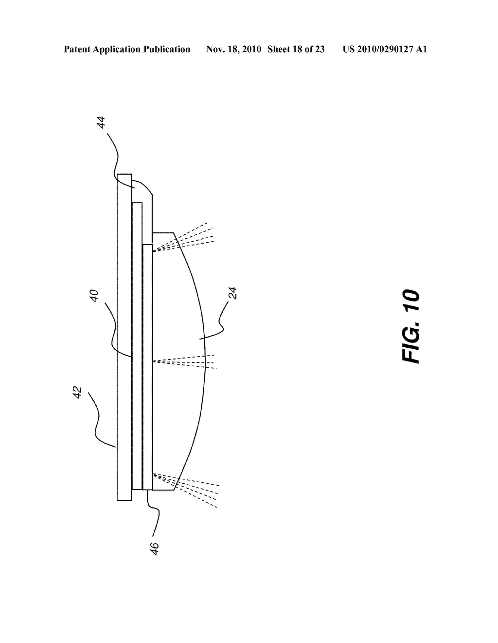 HEAD-MOUNTED OPTICAL APPARATUS USING AN OLED DISPLAY - diagram, schematic, and image 19