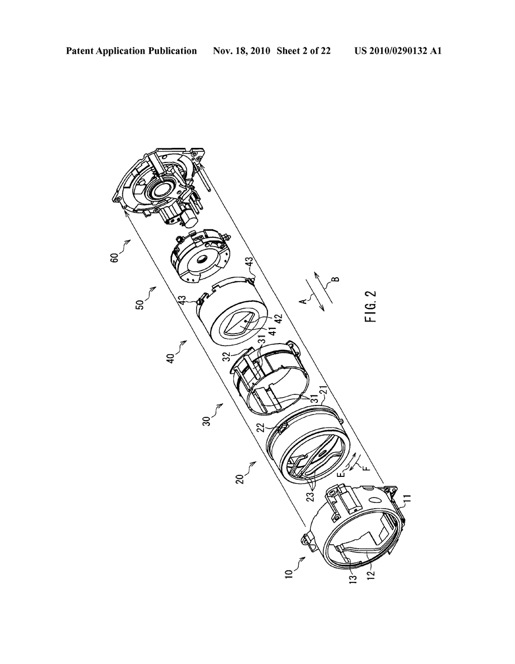 LENS BARREL - diagram, schematic, and image 03