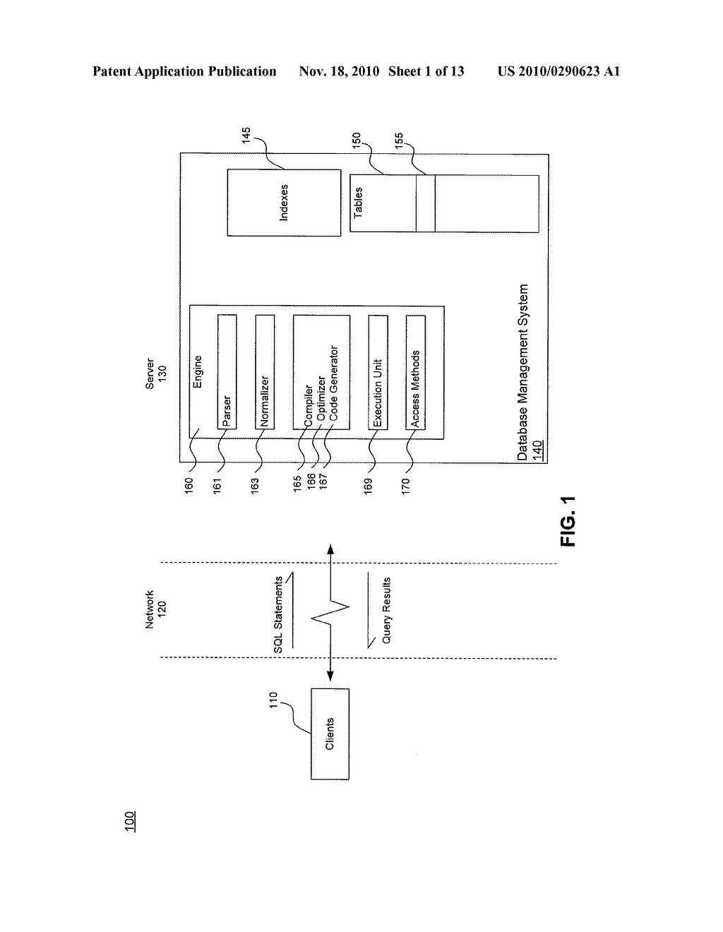PROTECTION OF ENCRYPTION KEYS IN A DATABASE - diagram, schematic, and image 02