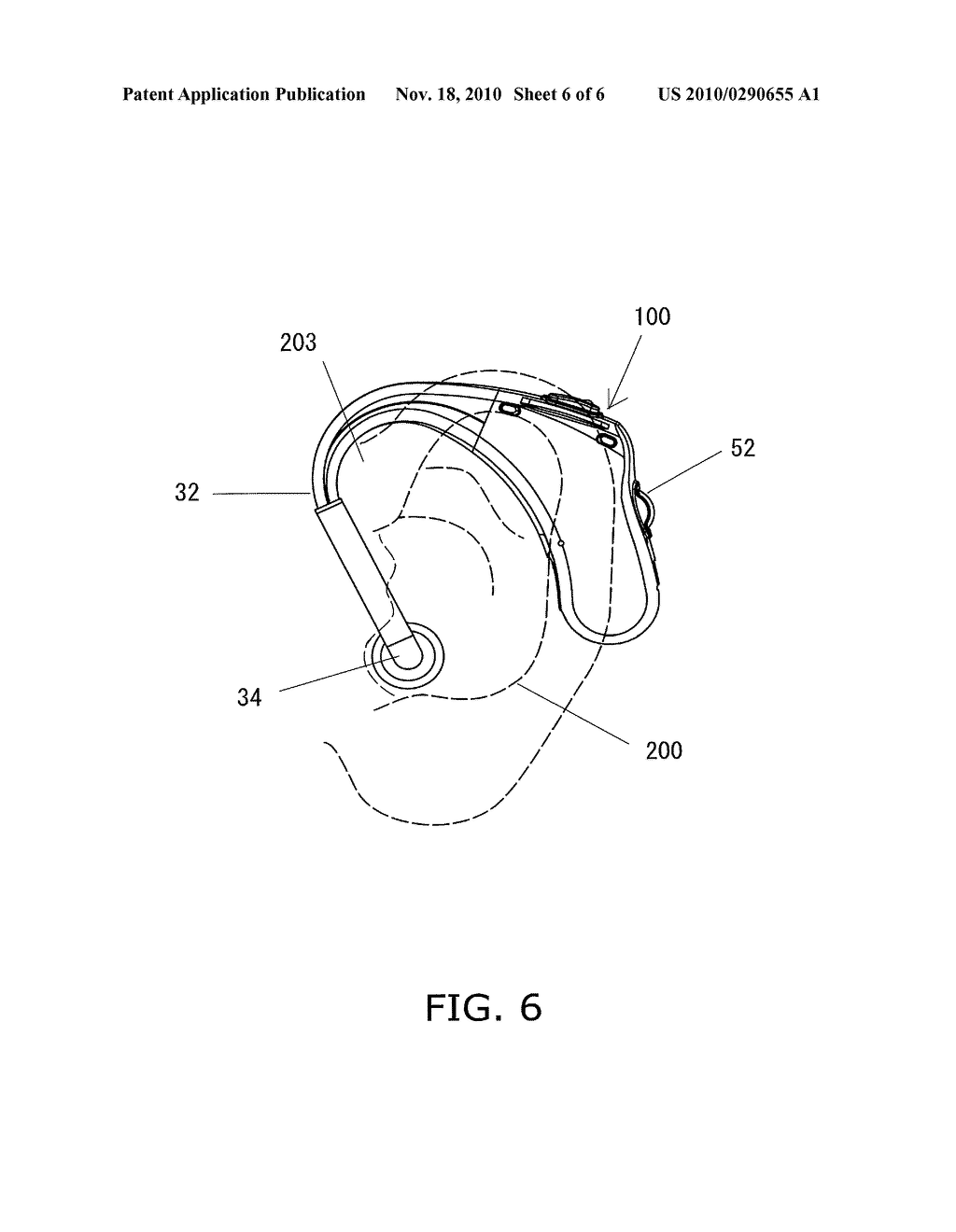 HEARING AID - diagram, schematic, and image 07