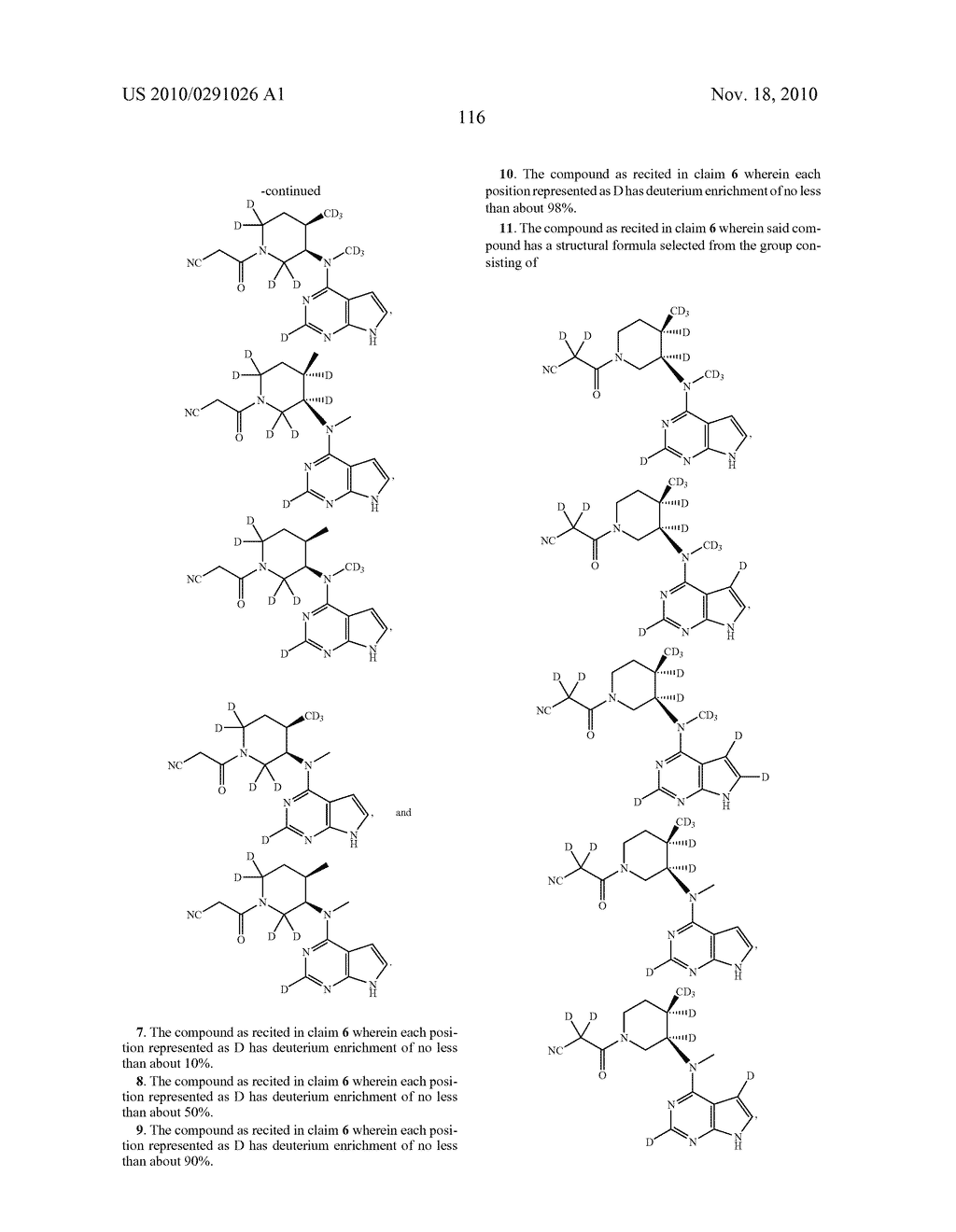 PIPERIDINE INHIBITORS OF JANUS KINASE 3 - diagram, schematic, and image 117