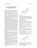 17BETA-CYANO-19-ANDROST-4-ENE DERIVATIVE, ITS USE AND MEDICAMENTS COMPRISING THE DERIVATIVE diagram and image