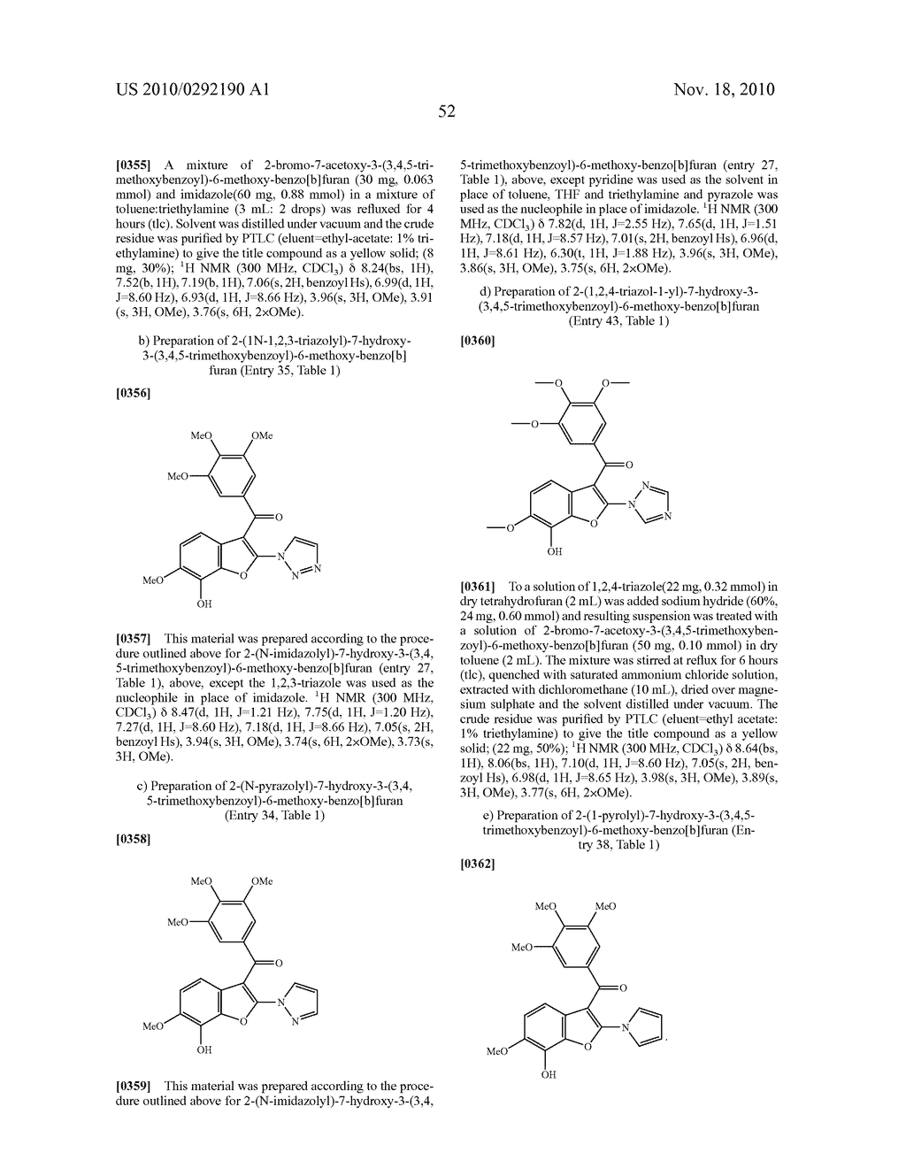 NOVEL TUBULIN POLYMERISATION INHIBITORS - diagram, schematic, and image 54
