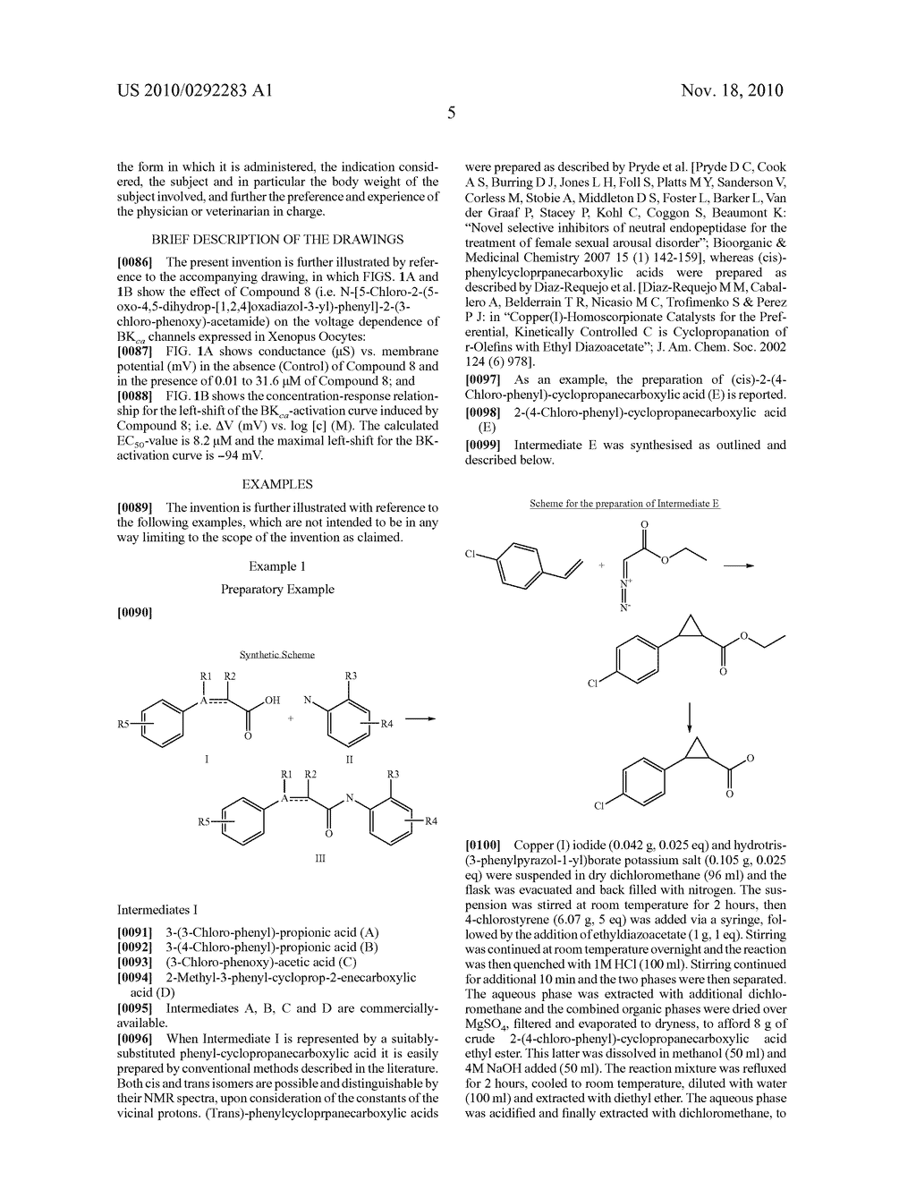 NOVEL PHENYL-ACETAMIDE AND PHENYL-PROPIONAMIDE DERIVATIVES USEFUL AS POTASSIUM CHANNEL MODULATORS - diagram, schematic, and image 07
