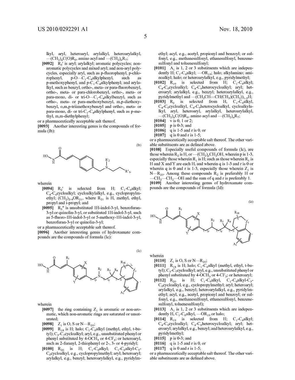 FORMULATIONS OF DEACETYLASE INHIBITORS - diagram, schematic, and image 06