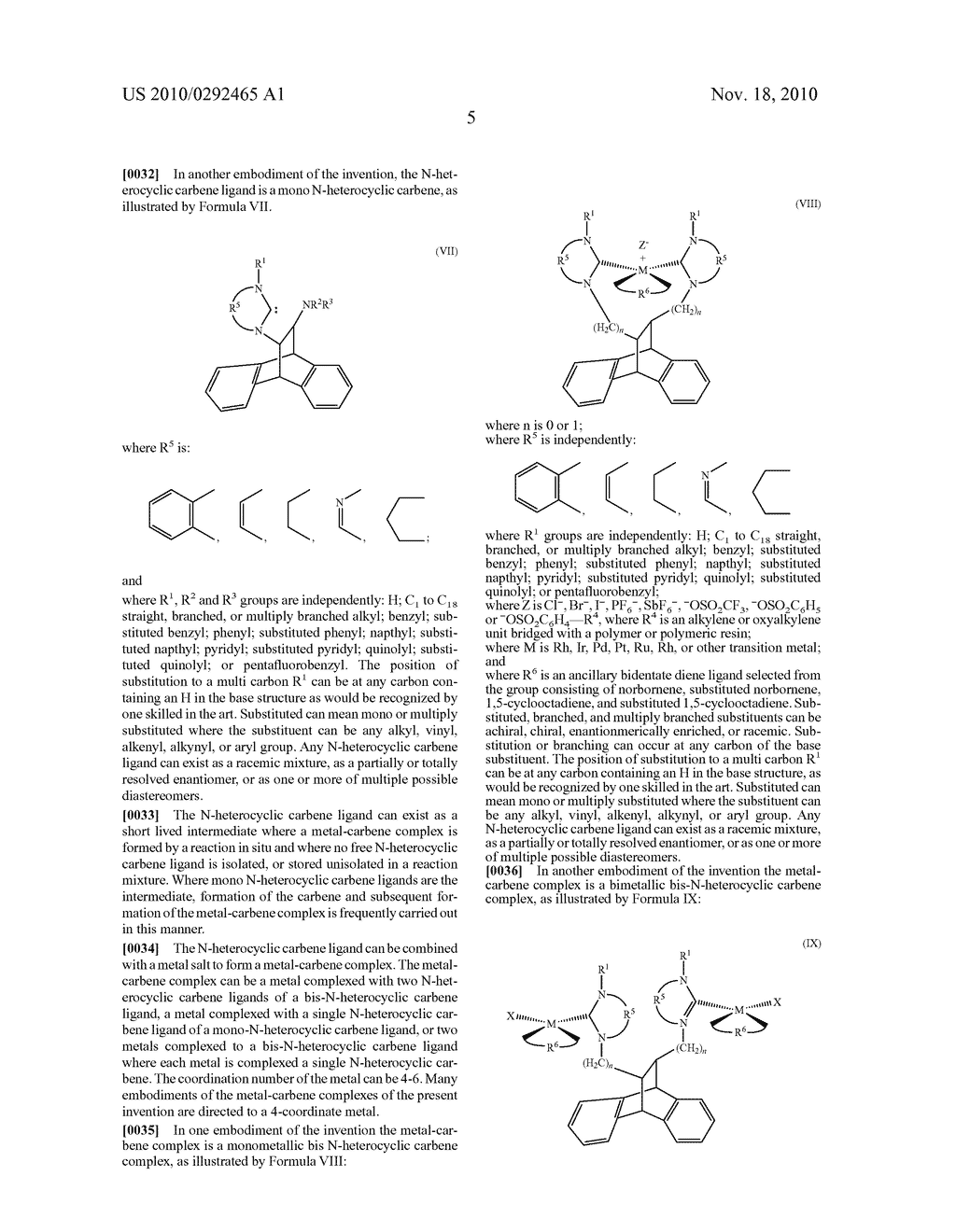 CATALYSTS CONTAINING N-HETEROCYCLIC CARBENES FOR ENANTIOSELECTIVE SYNTHESIS - diagram, schematic, and image 10