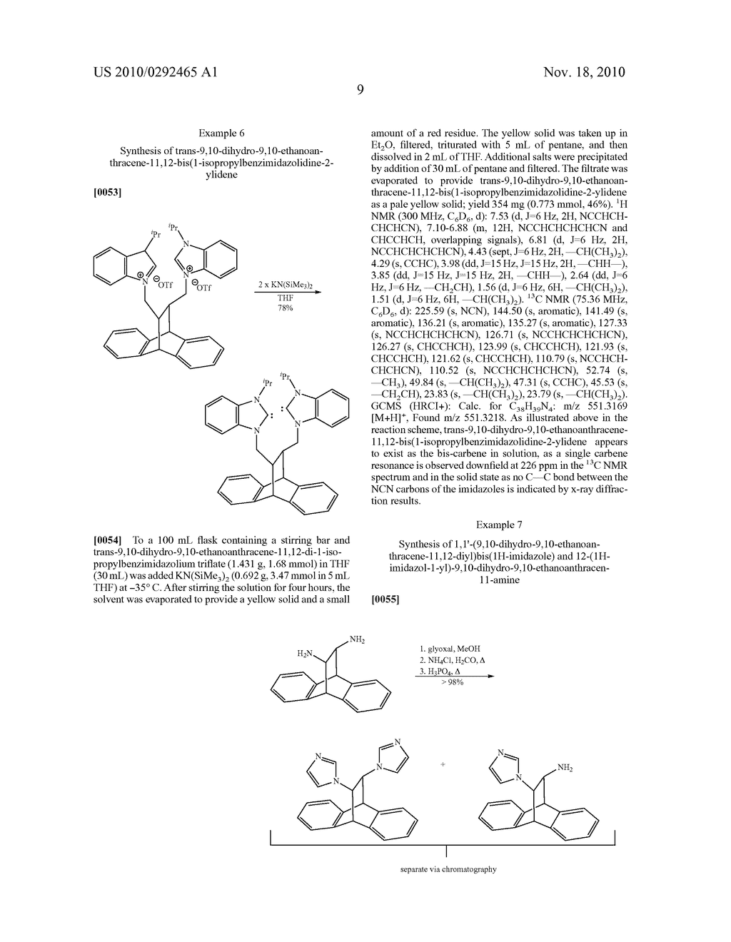 CATALYSTS CONTAINING N-HETEROCYCLIC CARBENES FOR ENANTIOSELECTIVE SYNTHESIS - diagram, schematic, and image 14