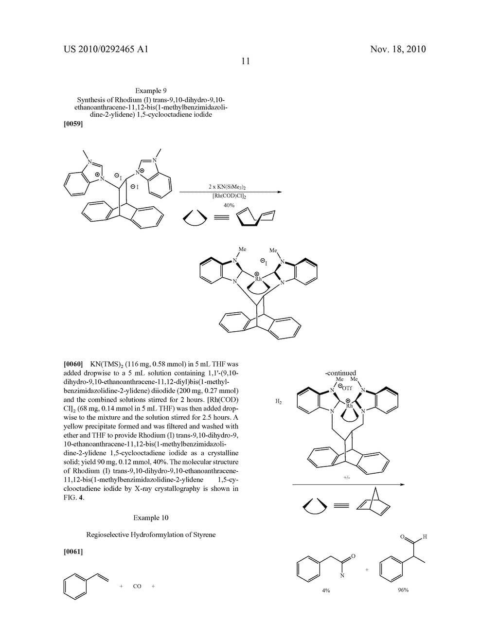 CATALYSTS CONTAINING N-HETEROCYCLIC CARBENES FOR ENANTIOSELECTIVE SYNTHESIS - diagram, schematic, and image 16