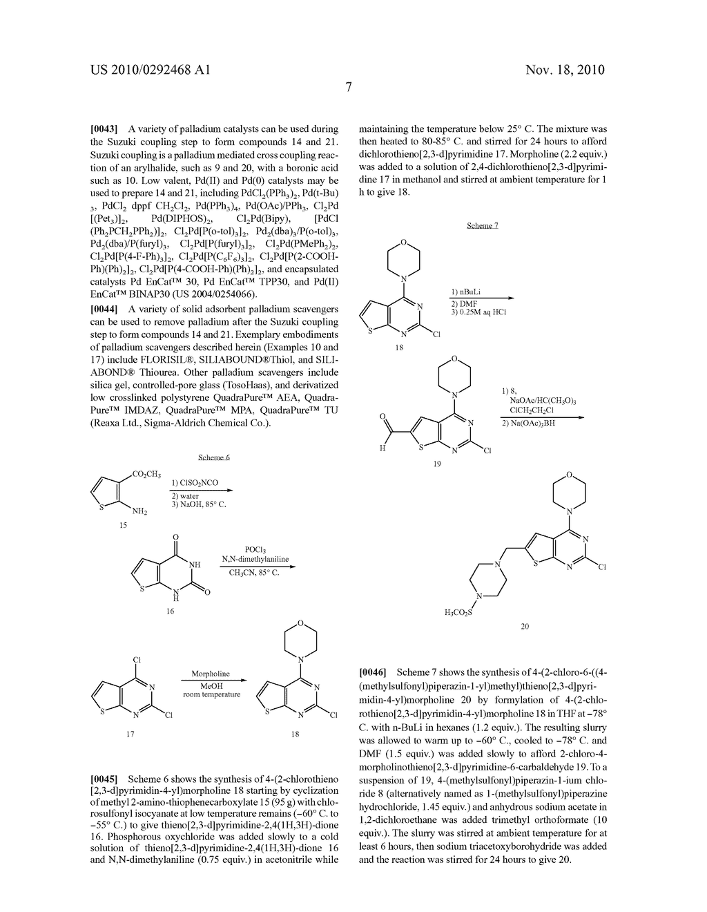 PROCESS FOR MAKING THIENOPYRIMIDINE COMPOUNDS - diagram, schematic, and image 08