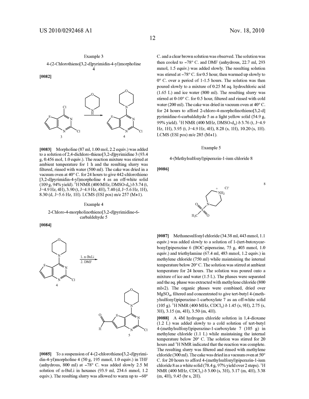 PROCESS FOR MAKING THIENOPYRIMIDINE COMPOUNDS - diagram, schematic, and image 13