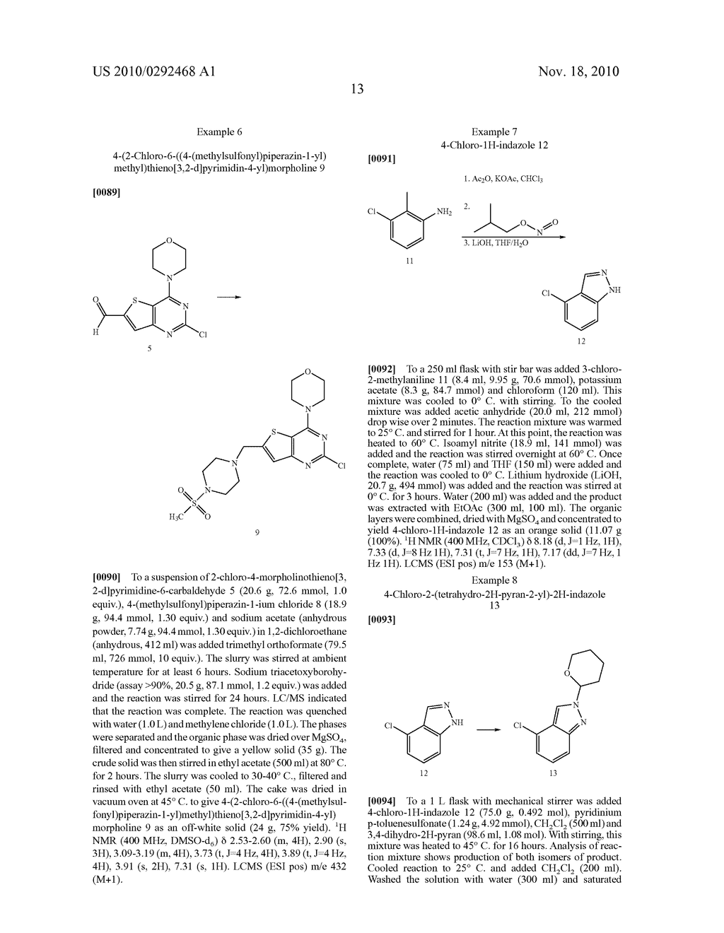 PROCESS FOR MAKING THIENOPYRIMIDINE COMPOUNDS - diagram, schematic, and image 14