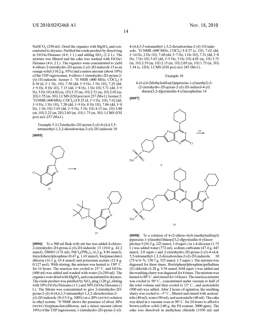 PROCESS FOR MAKING THIENOPYRIMIDINE COMPOUNDS - diagram, schematic, and image 15