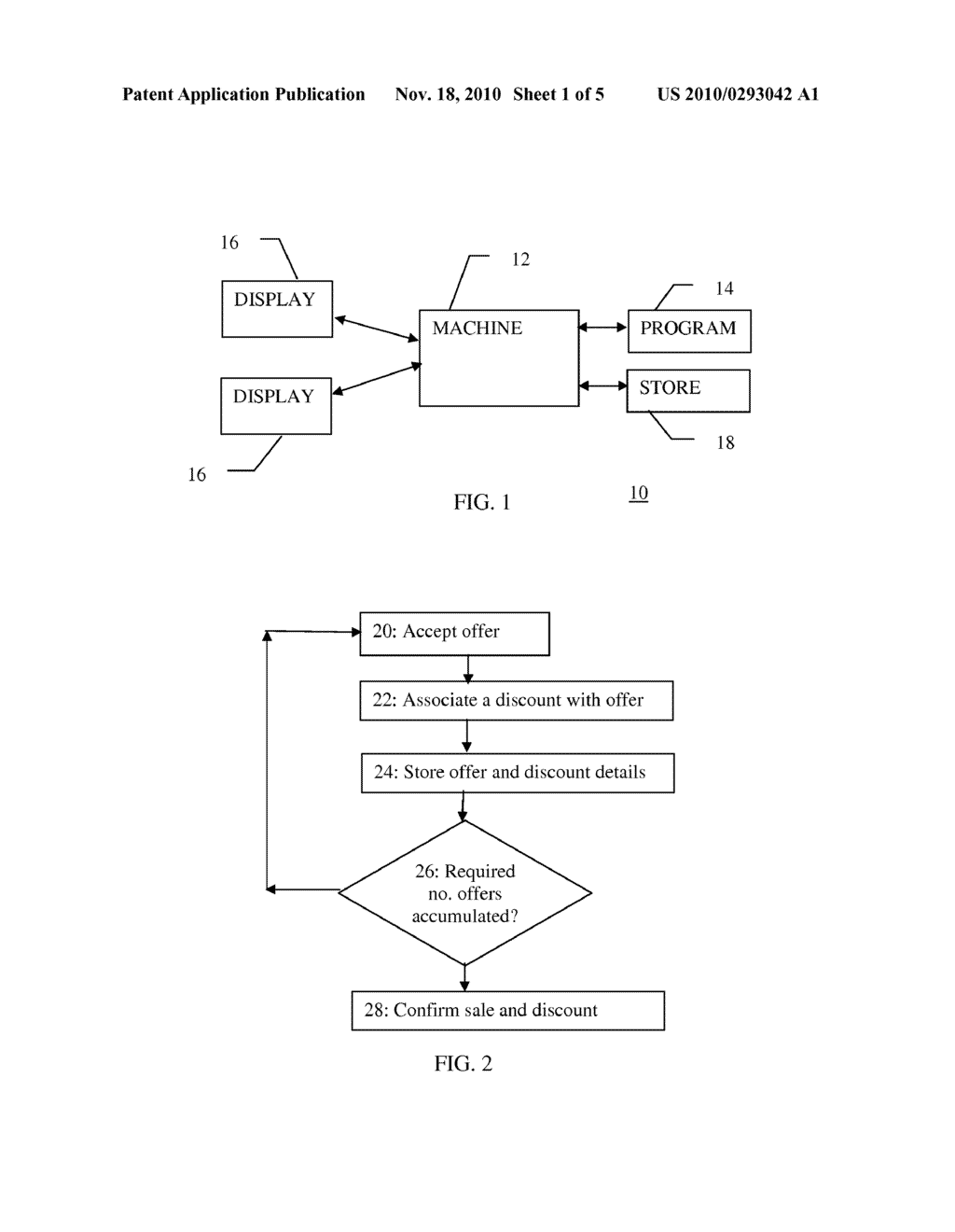 SYSTEM AND METHOD FOR VARIABLE DISCOUNT SALES DEVICE - diagram, schematic, and image 02