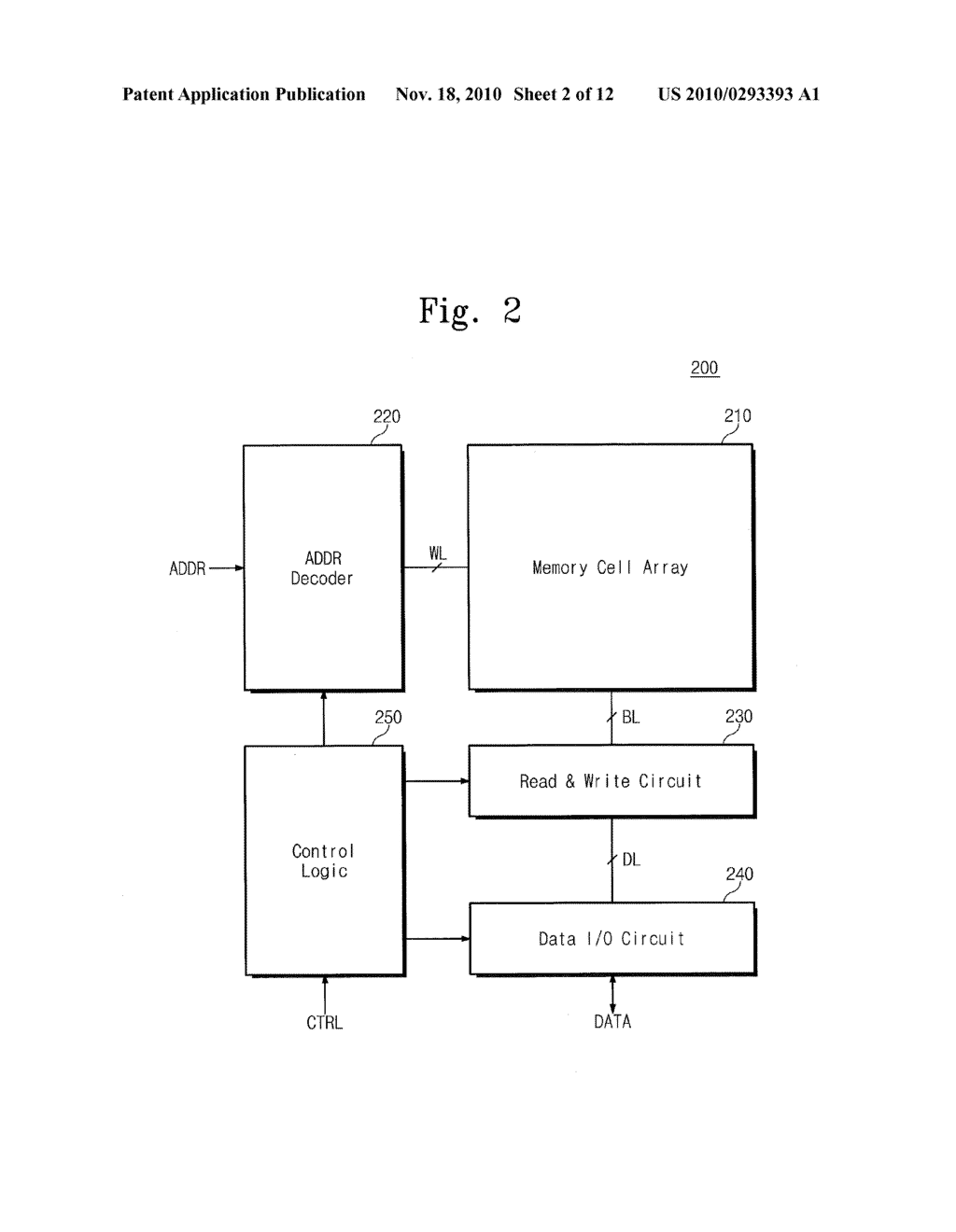 Memory Controller, Memory System Including the Same, and Method for Operating the Same - diagram, schematic, and image 03
