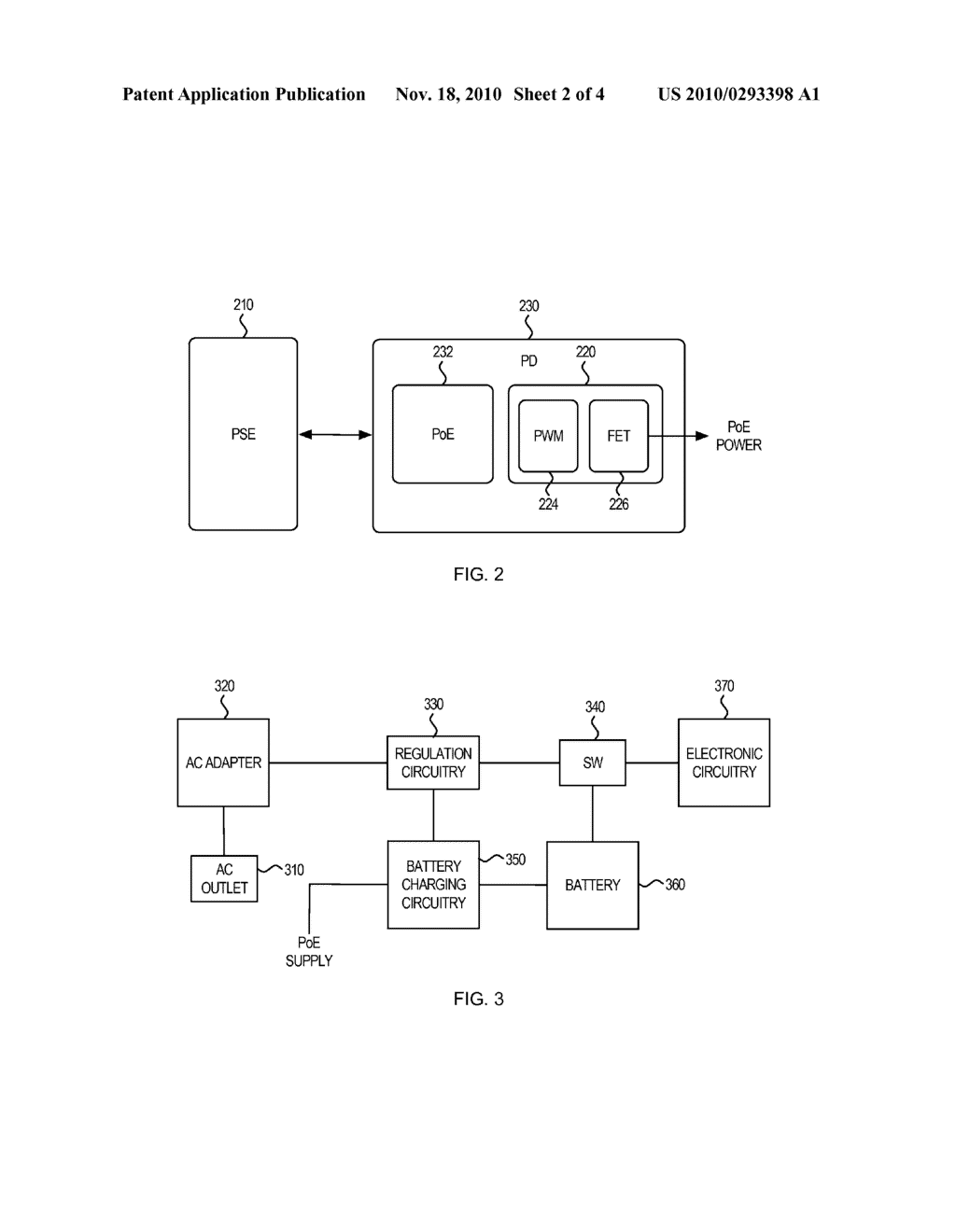 System and Method for Preventing Disconnect of a Powered Device by a Power Source Equipment - diagram, schematic, and image 03