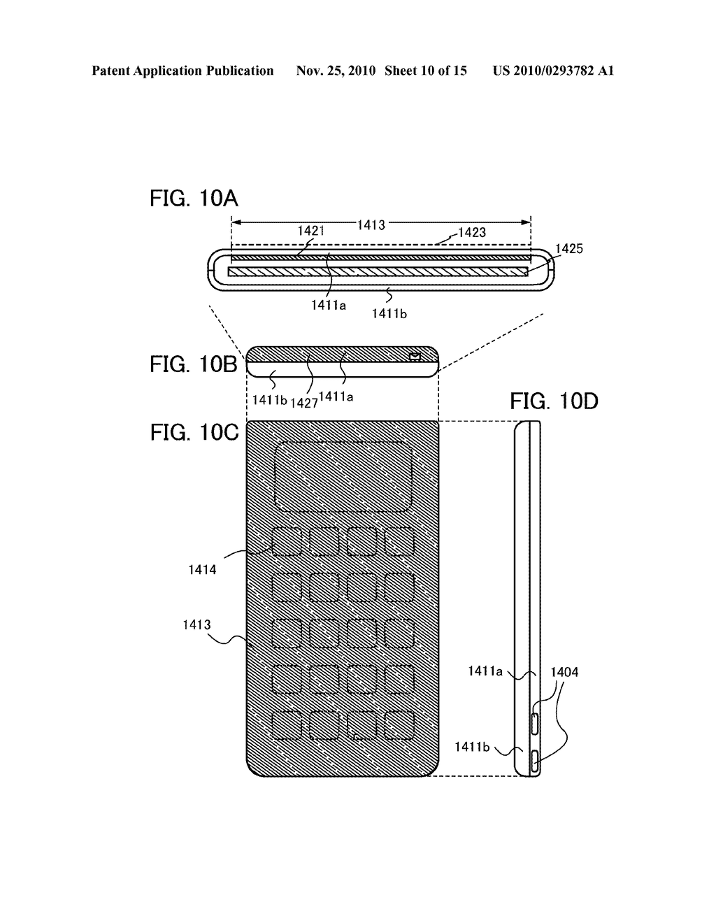 METHOD FOR MANUFACTURING LIGHT-EMITTING DEVICE - diagram, schematic, and image 11